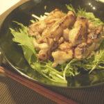 鶏もも肉の柚子胡椒炒めを作る 鮮烈にピリっと簡単にドヤれるものを
