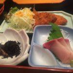 長崎市かき道・市むらで日替わり膳を食べる。東長崎最強のランチ