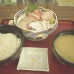 諫早・竹野鮮魚店で頂く賄い定食。安い…旨い…いいんですか…?