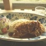 琴海・欧風創作料理kasumi-霞-(カスミ)絶景の中でトルコライスを頂く