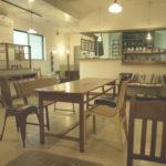 樺島町・デモッソノットキーノ 惚れる空間作り!!アンティーク&居心地良のカフェ