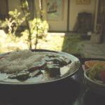 島原・茶房速魚川で野菜咖喱 大人の休日ランチは目にも贅沢なんだ
