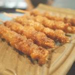 花丘町・博多とりかわ翔 ぐるぐる鶏皮が長崎で食べれる幸せ