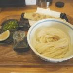 うどん大学(福岡)で醤油うどんひや。学食と呼ぶにはあまりにハイレベル過ぎ