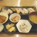 新大工町・浜康(濱中水産)で寿司ランチ!定食は500円からの神コスパや!
